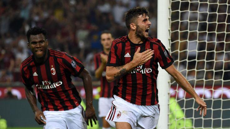 U21 A, turno tinto di rossonero grazie a Calabria e Cutrone