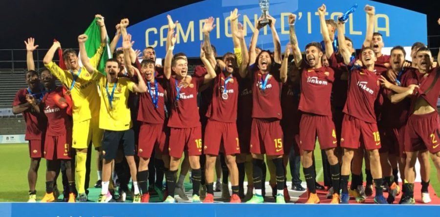 Da Tumminello a Bucri: la Roma è campione d'Italia!