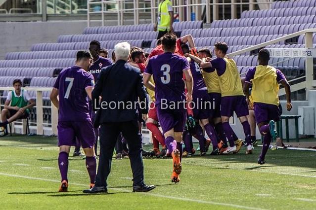 Primavera 1, 20^ giornata: il big match è della Fiorentina