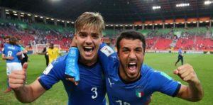 L'Under 20 Azzurra è pronta a infrangere un record storico