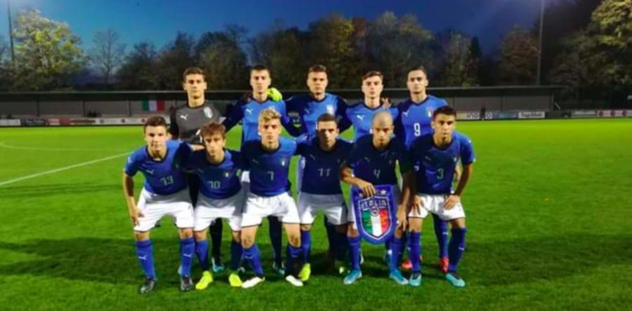 Italia U17 alla fase élite dell'Europeo con numeri da urlo