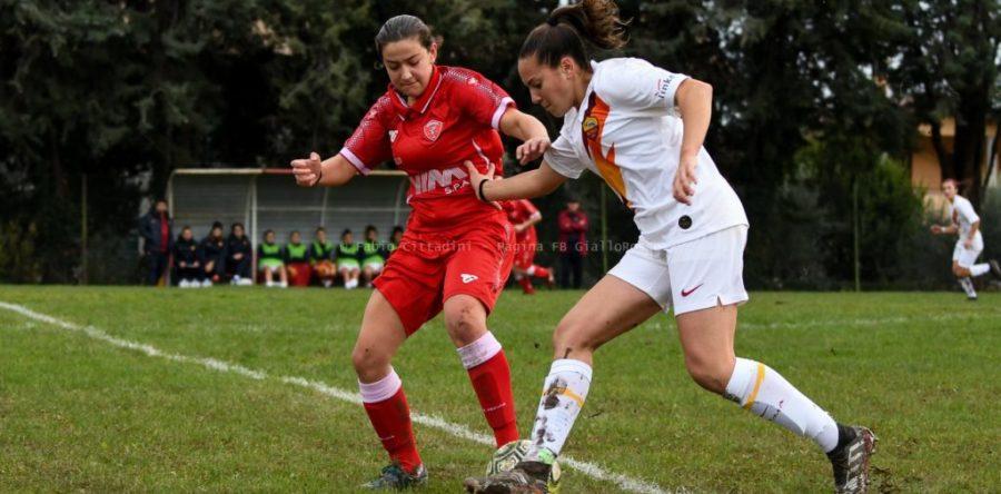 Primavera femminile: AS Roma, Corelli seconda nel Ranking