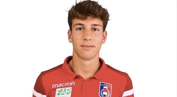 Gian Marco Crespi, il portierino si fa largo tra i grandi