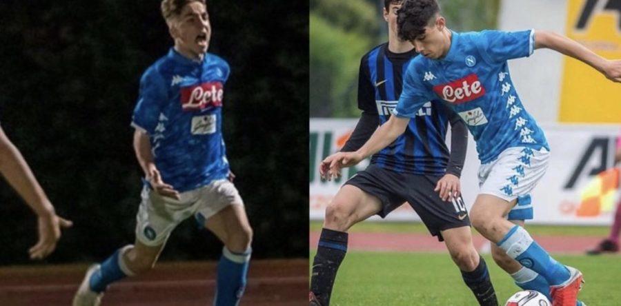 U15, Vilardi-Russo: la coppia gol che fa sognare Napoli