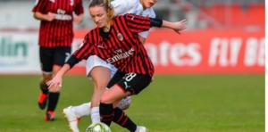 Sigla il primo gol in Serie A la giovane Sara Tamborini