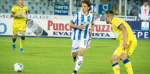 Stefano Palmucci: dal Pescara al Parma, sognando Pirlo
