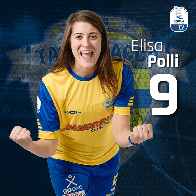 Elisa Polli: il talento dal cuore tenero | La Giovane Italia