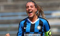 Gloria Marinelli, un bomber per l'Inter Women