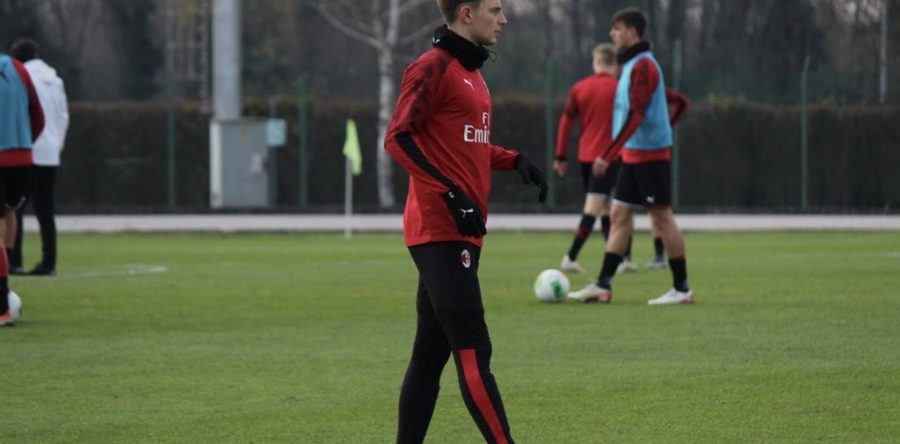 Stanga, un altro gol giovane per il Milan del futuro