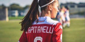 Ilaria Capitanelli: giovane esterno sinistro classe 2002