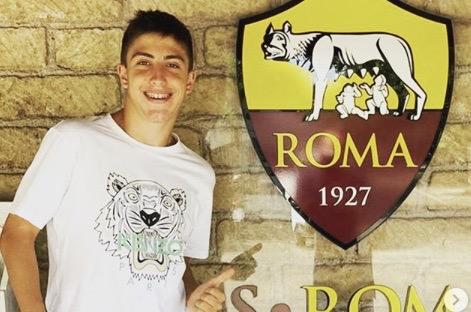 Under 15, è subito Roma-show con Nardozi e Mannini