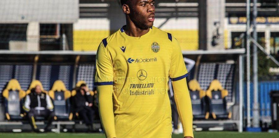 Udogie, la prima in Serie A con il Verona sulla pelle