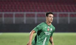 Luigi Samele, gol al Foggia per un… foggiano doc