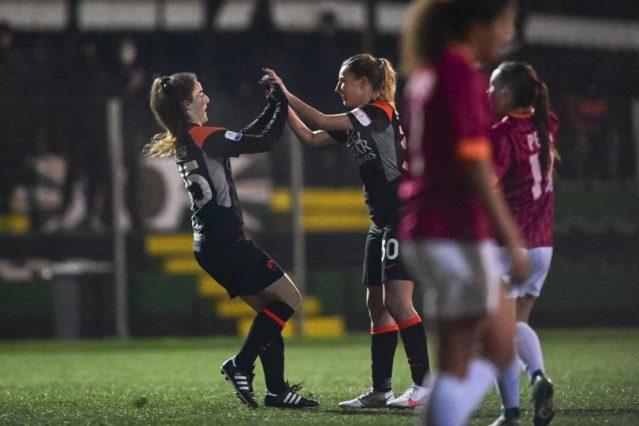 Il sogno di Alessandra Massa: dall'Eccellenza alla Serie A