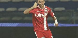 Davide Frattesi, un altro gol per far sognare il Monza