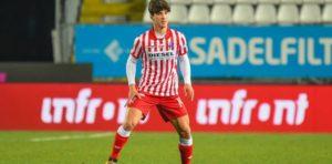 Simone Tronchin, dai dilettanti all'esordio in Serie B