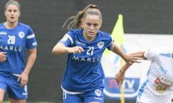 Azzurra Corazzi, giovane promessa della San Marino Academy