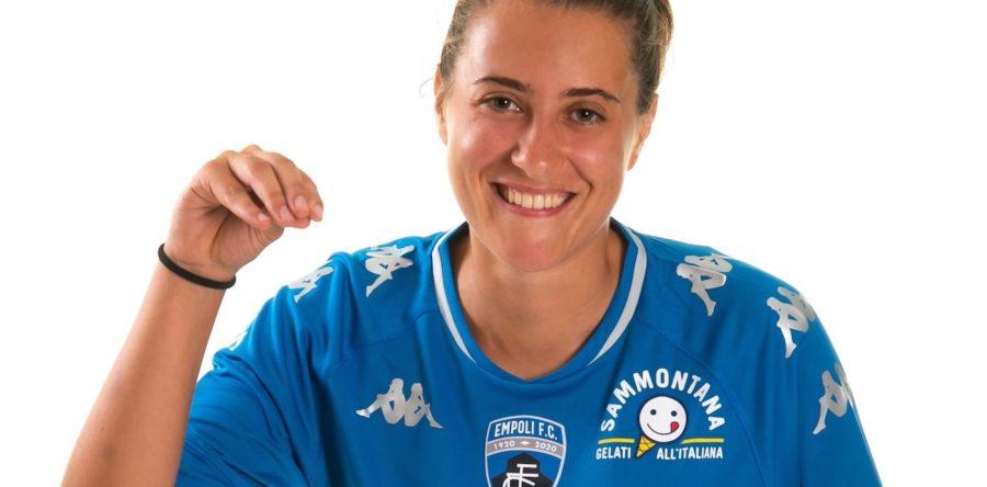 Elisa Polli, gioiello dell'Empoli Ladies