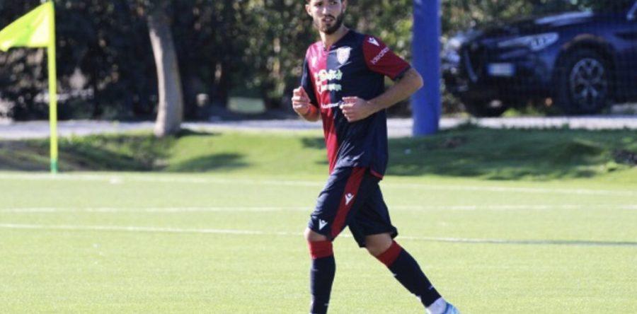Contini, gol e tecnica sognando l'esordio in Serie A