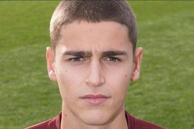 Giacomo Faticanti, promettente playmaker della Roma
