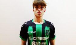 Giacomo Zanotel, gol e dribbling per il Pordenone