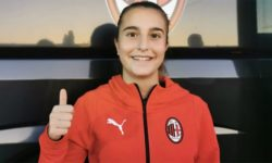 Carolina Morleo, esordio col botto nel derby di Milano