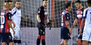 Crespi, subito clean sheet all'esordio in Serie A