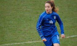 Il nuovo che avanza in azzurro: ecco Maria Luisa Filangeri