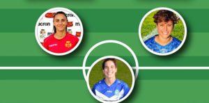 Serie B Femminile, la top 11 secondo i ranking LGI