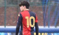 Marco Romano, esordio da sogno con l'Under 17 del Genoa