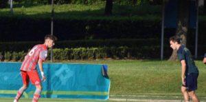 Bernasconi, trasferimento all'Atalanta per il grande salto