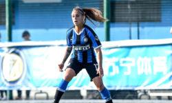 Beatrice Merlo e la strada verso l'azzurro