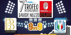 Si chiude il Memorial Davide Nuzzo: la giornata finale!